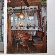 Gasthaus-Sitzeckgarnitur 15 bis 18 Sitzplätze