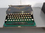 Antike Schreibmaschine Klein-Adler 2