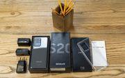 Verkaufe Samsung Galaxy S20 Ultra