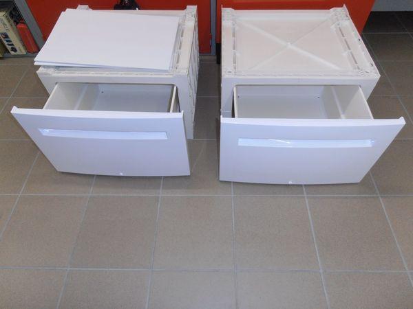 Kühlschrank Untergestell : Waschmaschine trockner untergestell podest siemens in