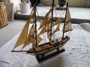 Modell Segelschiff Gorch Fock