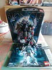 Lego 8953 Bionicle Makuta komplett