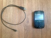 Handy Mobiltelefon BlackBerry Curve 8520