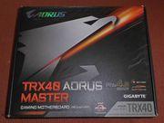 GIGABYTE TRX40 AORUS Master Mainboard