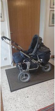 Kombi Kinderwagen Hartan Skater X