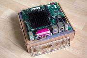 MITAC PD14RI-N3700 Mini-ITX Motherboard inkl