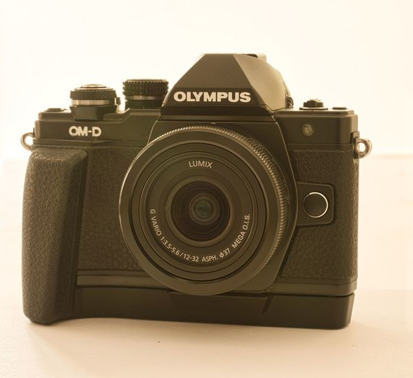 Olympus OM D 10 Mark II