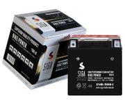 SIGA Motorrad Batterie AGM 9Ah