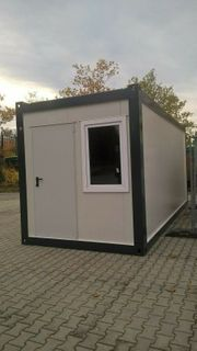 Büro Wohn Container NEU WC