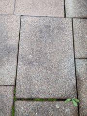 Verschenke Terrassenplatten