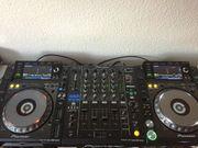 Pioneer DJ Set CDJ-2000NXS und