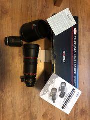 Kowa Masterlens Teleobjektiv Canon EF