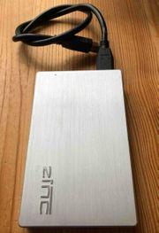 USB 3 500GB Festplatte extern