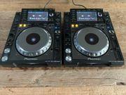 2x Pioneer CDJ-2000 NXS NEXUS