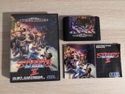 Sega Mega Drive Spiel Streets