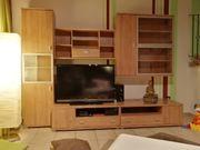 Schrankwand Wohnwand Anbauwand Wohnzimmermöbel