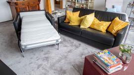 Dreiteilige Cousch- Sofalandschaft mit mehrfacher: Kleinanzeigen aus Goslar Georgenberg - Rubrik Schränke, Sonstige Schlafzimmermöbel
