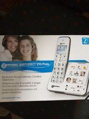 Geemarc Seniorentelefon Hilfsmittel