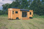 Grundstück für Tiny House Wohnwagon
