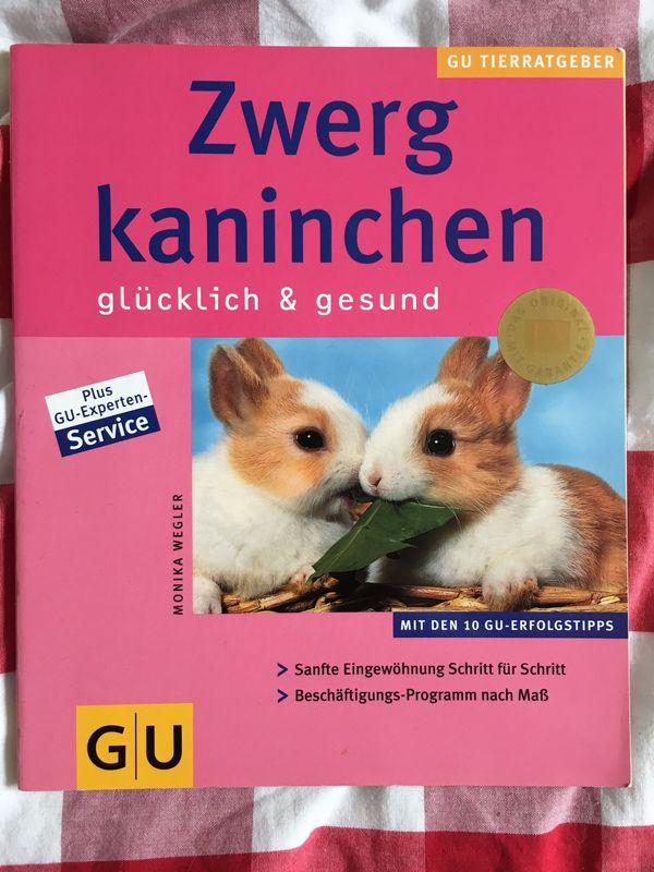 Buch Zwergkaninchen von GU