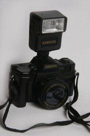 Kamachi 2000N Spiegelreflex incl Objektiv1