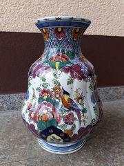 Vase Delft Polychrome