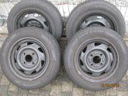 Stahlfelgen Sommerreifen 155 70 R13