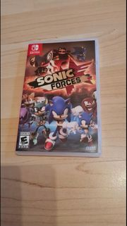 Sonic Force Nintendo Switch
