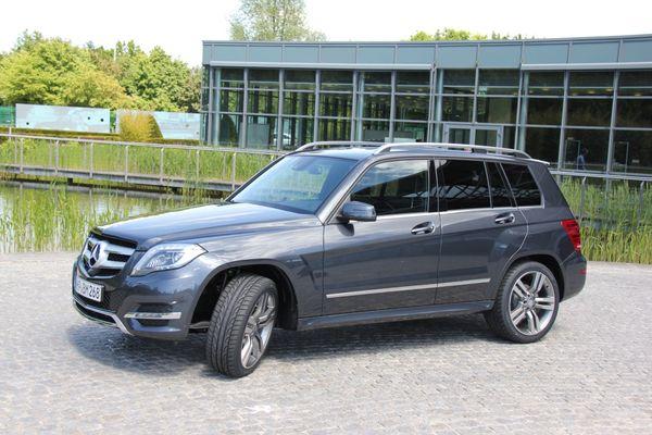 Mercedes-Benz GLK 350 EZ 05