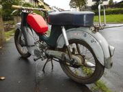 Hercules 220 Moped Fussrasten- Kickstart