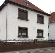 Freistehendes Einfamilienhaus in Wörth ohne