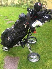 Golf überkomplettes Set mit Schläger-Zwischengrößen