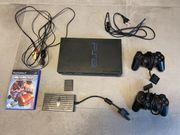 PlayStation 2 mit Chip und