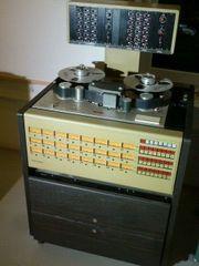 Telefunken 24-Spur Studio Bandmaschine M