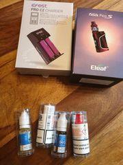 Eleaf Pico s E-Zigarette