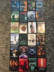 DVD Sammlung 24 DVDs