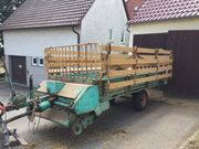 Ladewagen zu verkaufen
