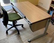 Moll Schreibtisch Kinder 115cm x