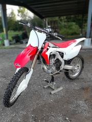 Motocross Honda crf 450