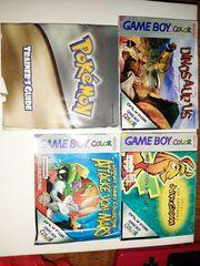 Nintendo Game Boy Color Spiele