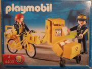PLAYMOBIL 4403 Briefträger - Team POST