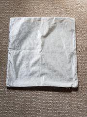 Verkaufe schönen Kissenbezug in Weiß