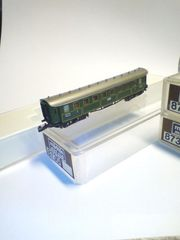 Märklin mini-club Spur Z D-Zug-Wagen