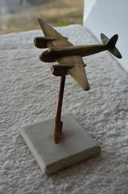 De Havilland Mosquito Flugzeug antik