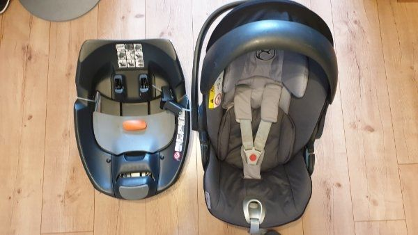 Cybex Cloud Q Babyschale inkl