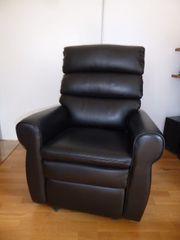 Fernsehsessel und Relaxsessel mit Massagefunktion