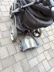 Kinderwagen Teutonia-Mistral incl Zubehör