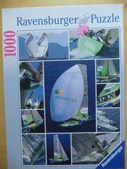 10 Ravensburger Schmidt Puzzle zu