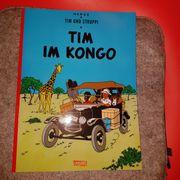 Tim Struppi Comics 3x