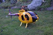 Hughes 500 mit 4Blatt Rotorkopf